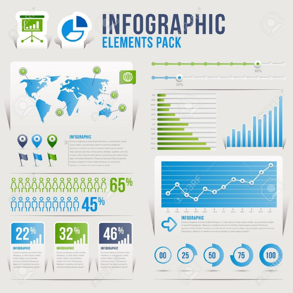 17533676-Infographic-elements-pack-Stock-Vector-infographic-infographics-business