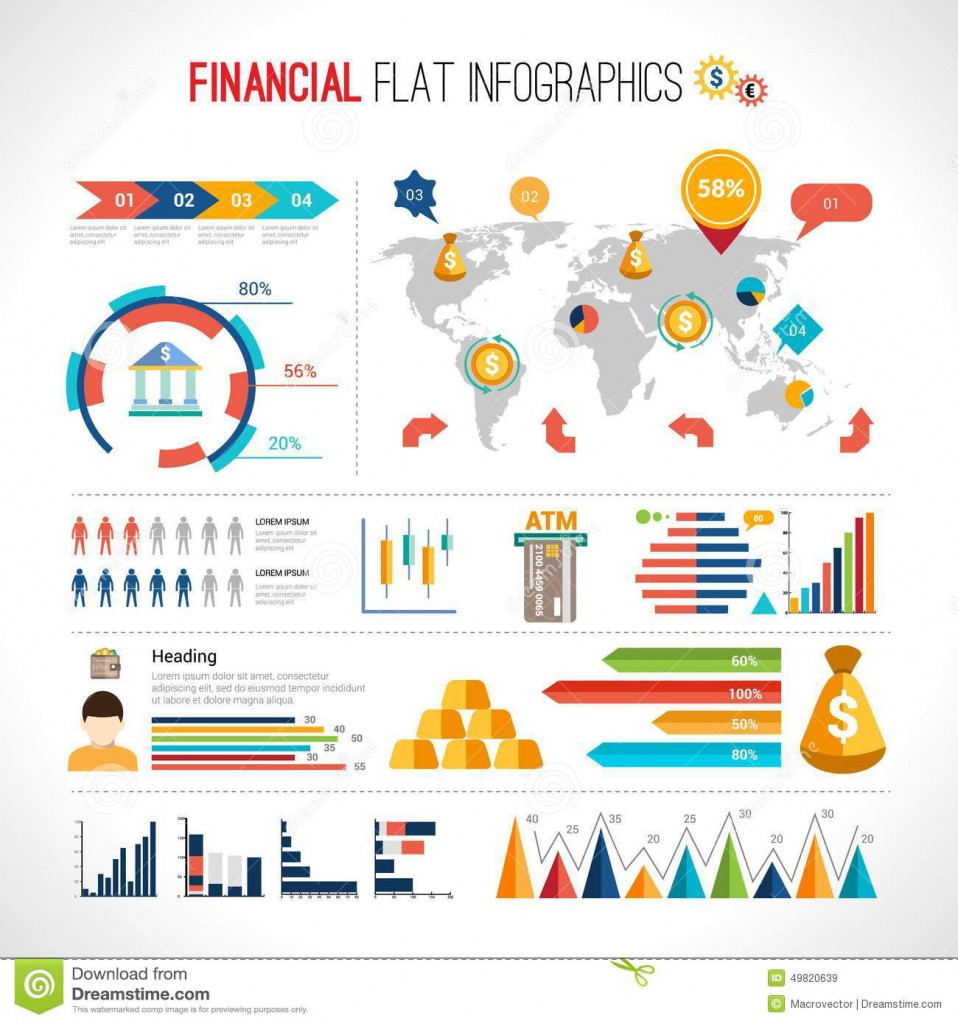 finance-flat-infographic-set-financial-currency-exchange-business-elements-world-map-vector-illustration-49820639