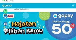 KPPU Teliti Praktik Perdagangan Tidak Sehat GoPay di Alfamart