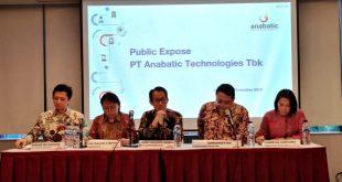 Anabatic Targetkan Penjualan di 2019 Naik Jadi Rp6,1 Triliun