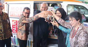 Askrindo Resmikan Operasional MoPi dan Latih 350 Guru PAUD di Surabaya