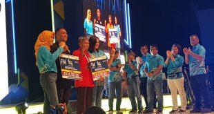 PLN Berikan Insentif Tambahan Bagi Penyelenggaraan Electric Jakarta Marathon 2019