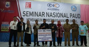 Gelar CSR, Askrindo Peduli Hadir di Banten dan Baduy