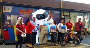 CBD Ciledug Bagi-bagi Hadiah untuk Pengunjung Beruntung di Perayaan HUT ke-12