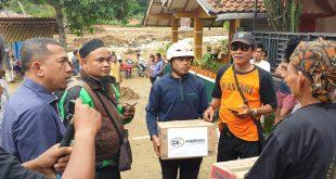 Tiga BUMN Lakukan Aksi Cepat Tanggap Banjir dan Longsor