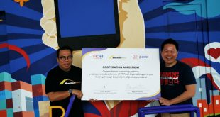 Jembatan Emas Bersama Paxel Berikan Akses Pembiayaan ke UMKM
