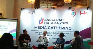 """Hutama Karya Ajak Pewarta Media dan Insan Kreatif Ikuti Kompetisi di """"Anugerah Hutama 2020"""""""