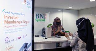 BNI Syariah Targetkan Penjualan Sukuk Ritel SR013 Capai Rp75 miliar