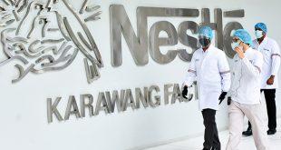 Tetap Optimis, Nestle Pertebal Investasi US$100 Juta di Indonesia