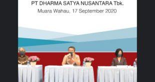 Buktikan Komitmen, Dharma Satya Mulai Uji Coba Pabrik Bio-CNG P