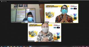 Ditengah Pandemi, ASM Tetap Semangat Lakukan Edukasi di Bulan Inklusi Keuangan