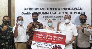 SIG Berikan Beasiswa Ke 72 Mahasiswa di Propinsi Sulawesi Selatan