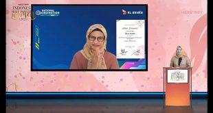 Bos EXCL Ditahbiskan Jadi Tokoh Perempuan Berpengaruh di Indonesia