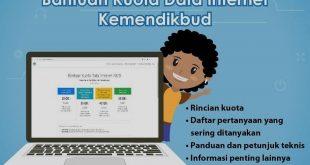 Di 2020, Kemdikbud Berhasil Salurkan Bantuan Kuota Internet ke 35.725.387 Orang
