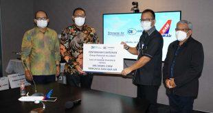 Askrindo Serahkan Santunan 10,6 Milyar kepada Crew Sriwijaya Air & Nam Air