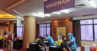 Diikuti Ribuan Pelayan Publik, Dinkes DKI Jakarta Gandeng Sinar Mas Land Gelar Vaksinasi COVID-19 di ITC Mangga Dua