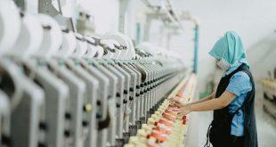 Produk Baru Benang Recycle SBAT Tembus Pasar Timur Tengah, Pengiriman hingga 20 Kontainer Per Bulan