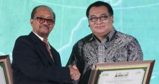 Askrindo Kembali Sabet Dua Penghargaan di Ajang TJSL & CSR Award 2021