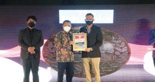 Askrindo Raih Penghargaan The Best Brand Image